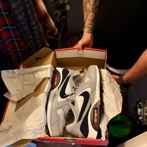 Nike Shoes - NIKE AIR MAX TRAX | SIZE 10.5 BRAND NEW